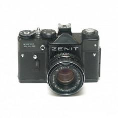 Zenit TTL+ Helios44m-5 - Stare perfecta! - Aparat Foto cu Film Zenit