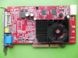 Placa Video PowerColor X1650 512MB GDDR2 128biti AGP - DEFECTA