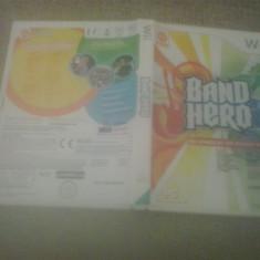 Band Hero - Nintendo Wii - Jocuri WII, Board games, Toate varstele, Multiplayer