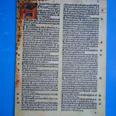 HOPCT 28855 ANGELUS DE CLAVASIO SUMMA  BIBLIOTECA V A URECHIA-GALATI-NECIRCULATA