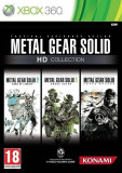 Metal Gear Solid HD Collection XB360