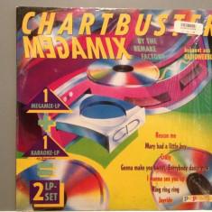 CHARTBUSTER MEGAMIX - 2LP SET(1991/DINO/GERMANY) - Vinil/Vinyl/IMPECABIL (NM) - Muzica Dance universal records
