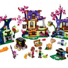 Salvarea magica din satul spiridusilor (41185) - LEGO Elves
