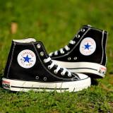 Tenisi Converse All Star - Tenisi dama Converse, Culoare: Din imagine, Marime: 36, 37, 38, 39, 40, 41, 42, 43, 44, Textil