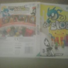 De Blob - Wii - Jocuri WII, Actiune, Toate varstele, Multiplayer