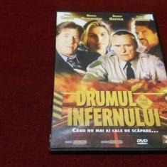 FILM DVD DRUMUL INFERNULUI - Film thriller, Romana
