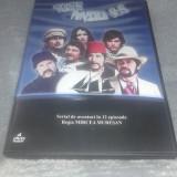 Toate panzele sus - Mircea Muresan - 4 DVD - serial de aventuri in 12 episoade - Film animatie Altele, Romana