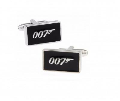 Butoni camasa model James Bond 007 foto