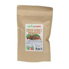 Cafea Verde Macinata cu Scortisoara Adams Vision 150gr Cod: adam00470 - Inlocuitor de cafea