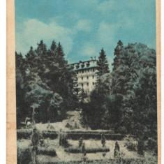 CPI (B8550) CARTE POSTALA - PAVILIONUL BALNEAR AL MINISTERULUI SANATATII GOVORA - Carte Postala Oltenia dupa 1918, Circulata, Printata
