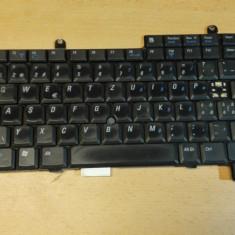 Tastatura Laptop Dell-Inspiron-500M-510M-600M-8600-Latitude-D500-D600 defecta