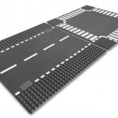 Strada si intersectie (7280) - LEGO Classic