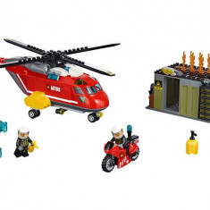 Unitatea de interventie de pompieri (60108) - LEGO City