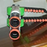 Pistol cu gloante de burete -gen Nerf - Pistol de jucarie