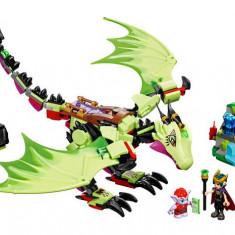 Dragonul malefic al regelui Goblin (41183) - LEGO Elves