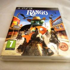 Joc Rango, PS3, original, alte sute de jocuri! - Jocuri PS3 Sony, Actiune, 12+, Single player