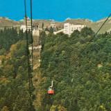 CPI (B8573) CARTE POSTALA - SINAIA. VEDERE SPRE COTA 1400 - Carte Postala Muntenia dupa 1918, Circulata, Fotografie