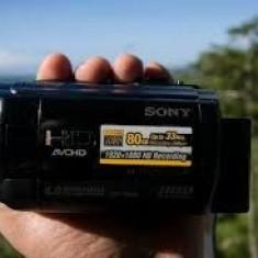 Camera Foto-Video Sony Handycam HDR-XR100 80 GB - Aparat Foto compact Sony