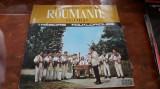 ROMANIA FOLCLOR GORJ - VINIL FARA ZGARIETURI IMPECABIL, electrecord