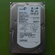 HDD 74GB Seagate Cheetah 10K rpm ST373207LW SCSI Ultra320 68pini - HDD server Seagate, 41-80 GB, 8 MB