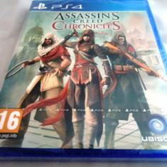 Assassin's Creed Chronicles, PS4, original si sigilat, alte sute de jocuri! - Jocuri PS4, Role playing, 18+, Single player