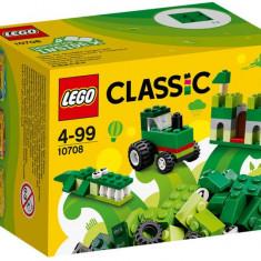 Cutie verde de creativitate (10708) - LEGO Classic