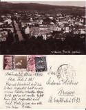 Ramnicu Valcea-Vedere generala- rara, Circulata, Printata