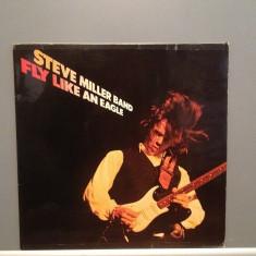 STEVE MILLER BAND - FLY LIKE AN EAGLE(1976/PHONOGRAM/RFG) -Vinil/Vinyl/Impecabil, universal records