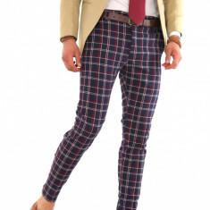 Pantaloni tip ZARA barbati - nunta - botez - petrecere - COLECTIE NOUA 8215 - Pantaloni barbati, Marime: 30, 31, 32, 33, 34, Culoare: Din imagine