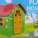 Casuta din plastic pentru copii