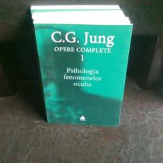 PSIHOLOGIA FENOMENELOR OCULTE -C.G.JUNG - Carte Psihologie