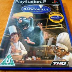 Ratatouille, PS2, original! Alte sute de jocuri! - Jocuri PS2 Ubisoft, Shooting, 12+, Single player