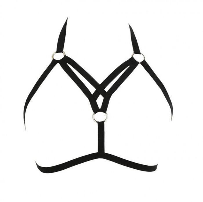 Sutien ham brallette X - Type handmade
