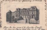 BUCURESTI  PALATUL  REGAL  CLASICA  CIRCULATA 1904, Printata