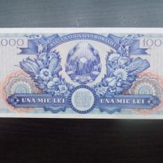 Bancnota Romania 1000 lei 1948 UNC - Bancnota romaneasca