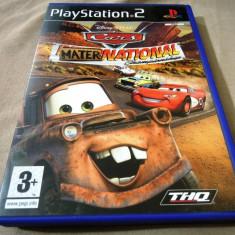 Joc Cars Mater-National, PS2, original, alte sute de jocuri! - Jocuri PS2 Ubisoft, Actiune, 12+, Single player