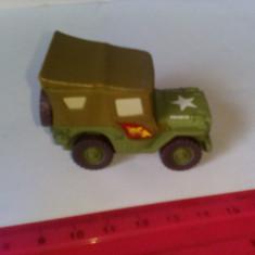 bnk jc Disney Pixar - Cars - Jeep - Mattel