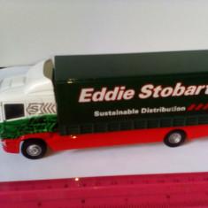 Bnk jc Corgi - camion - Eddie Stobart - Jucarie de colectie