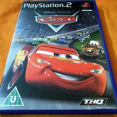 Joc Cars, PS2, original, alte sute de jocuri! - Jocuri PS2 Ubisoft, Actiune, 12+, Single player