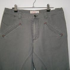 Pantaloni casual barbati Springfield, mar 40, stare buna! - Pantaloni barbati, Culoare: Gri