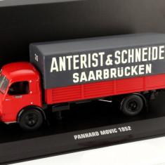 Macheta camion Panhard Movic - 1952 scara 1:43