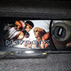 Placa video MSI GTX 470/1, 28GB/320Bit - Placa video PC
