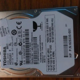 Hdd laptop toshiba 750gb