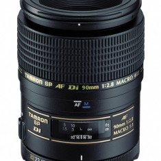 Obiectiv foto Tamron 90mm - Obiectiv DSLR