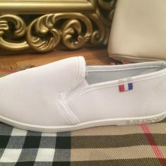 Espadrile/pantofi dama albe marimea 37+CADOU - Espadrile dama
