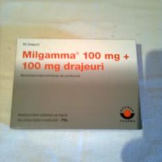 MILGAMMA 100mg + 100mg DRAJEURI