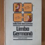 LIMBA GERMANA CURS PRACTIC- SAVIN, LAZARESCU, VOLUMUL I - Curs Limba Germana Altele