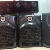Amplificator pioneer si boxe - Amplificator audio