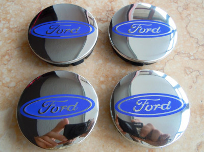 Capacele Jante aliaj Ford - noi foto