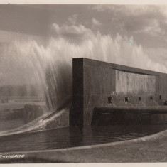 BUCURESTI, FANTANA MIORITA, CIRCULATA 1943 STAMPILA CENZURAT BUCURESTI 528 - Carte Postala Muntenia dupa 1918, Fotografie